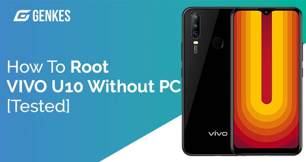 Root Vivo U10 Without PC