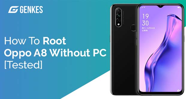 Root Oppo A8 Without PC