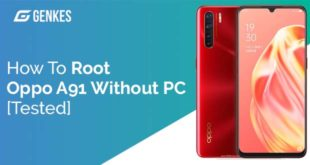 Root Oppo A91 Without PC