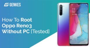 Root Oppo Reno3 Without PC