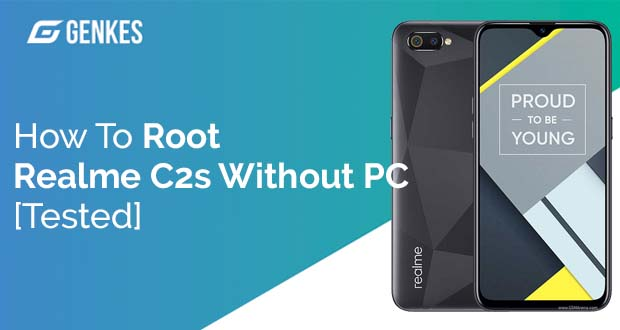 Root Realme C2s Without PC