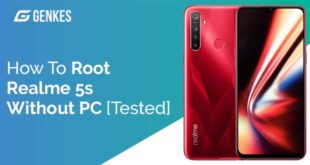 Root Realme 5s Without PC