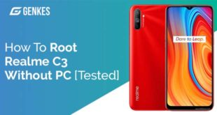 Root Realme C3 Without PC