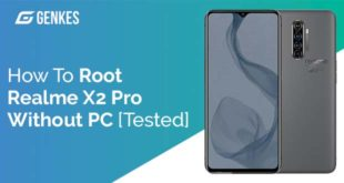 Root Realme X2 Pro Without PC