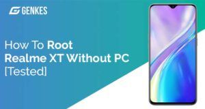 Root Realme XT Without PC