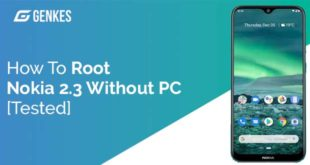 Root Nokia 2.3 Without PC
