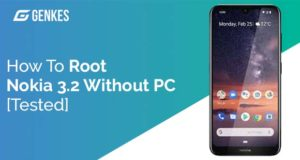 Root Nokia 3.2 Without PC