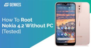 Root Nokia 4.2 Without PC