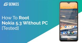 Root Nokia 5.3 Without PC