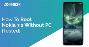Root Nokia 7.2 Without PC
