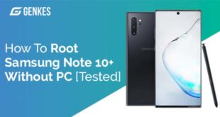 Root Samsung Galaxy Note 10+ Without PC