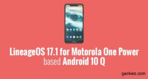 Lineage OS 17.1 for Motorola One Power