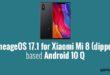 Lineage OS 17.1 for Xiaomi Mi 8