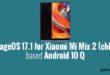 Lineage OS 17.1 for Xiaomi Mi Mix 2