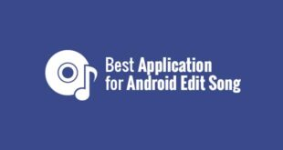 Best Application for Android Edit Song