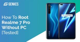 Root Realme 7 Pro Without PC