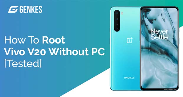 Root OnePlus Nord Without PC