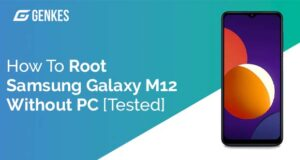 Root Samsung Galaxy M12 Without PC